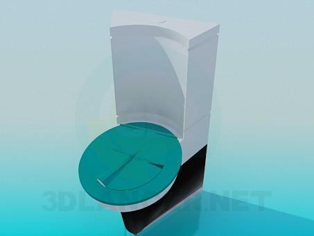 modelo 3D Aseo - escuchar