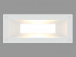 अवकाशित दीवार प्रकाश MINILINK HORIZONTAL (S4675)