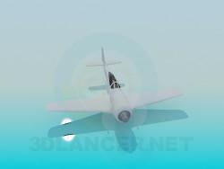 Einziges Flugzeug