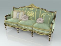 3-सीटर सोफा (कला। 14401)