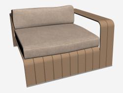 Sofa modular Frame B18SD
