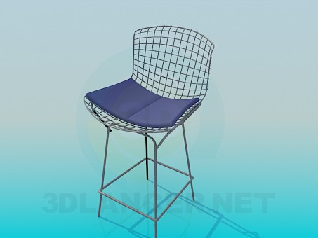 3d model Chair-grid - preview