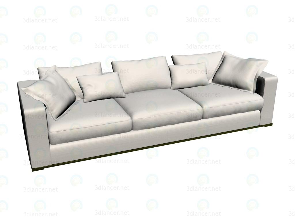 3d modeling Sofa unit (section) 2402 model free download