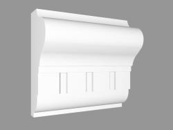मोल्डिंग पी 6020 (6.4 x 2.8 सेमी)