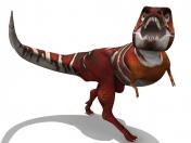Простой тиранозавр