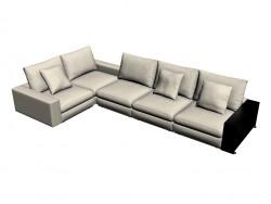 Modulare divano