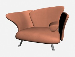 Chair baby FLOWER BABY POLTRONCINA