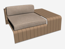 Sofa modular Frame B18TD