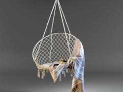 Suspended hammock