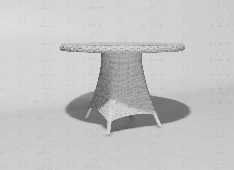 3d модель Riccione стіл – превью