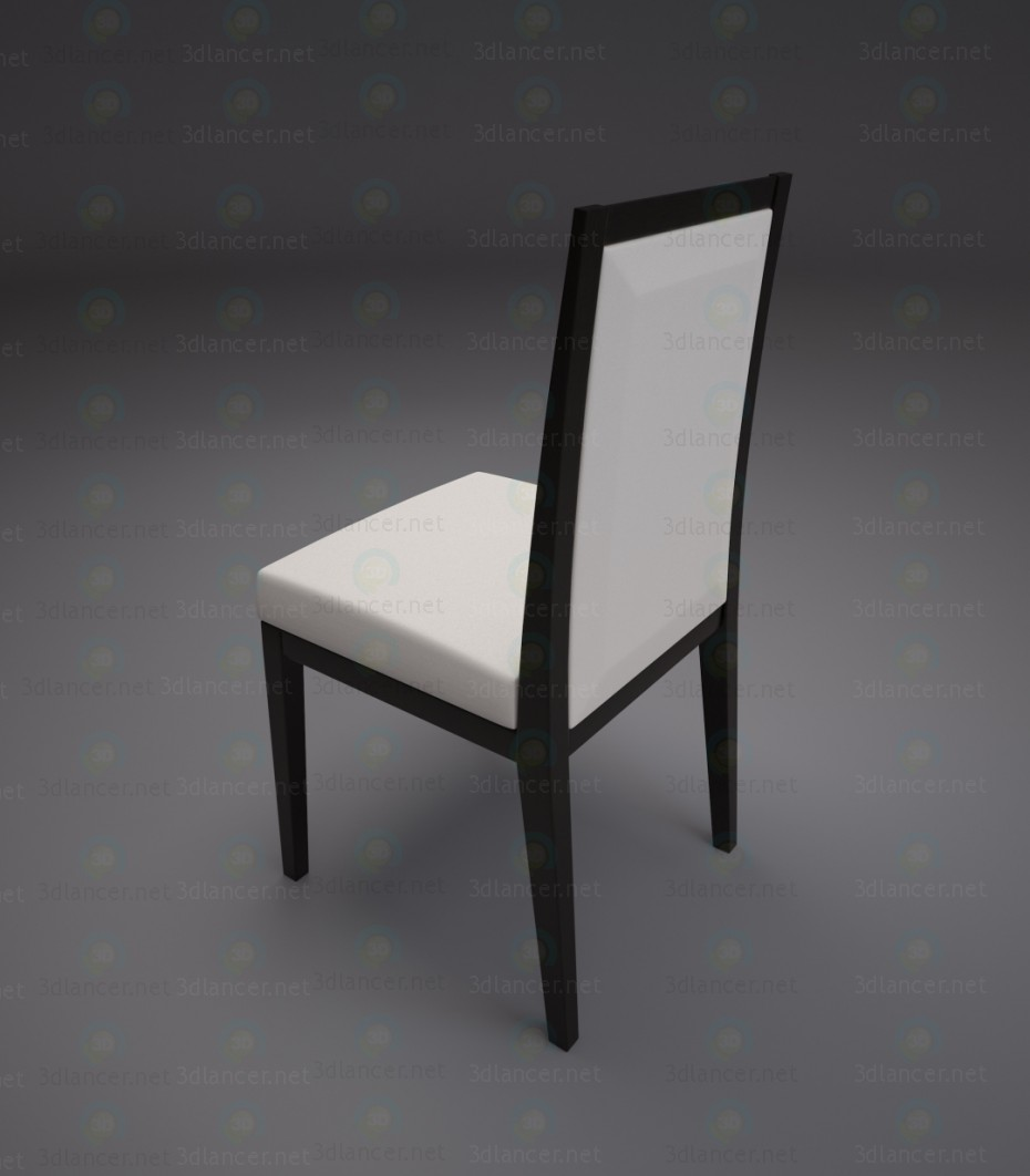 3d model Dining room chair - preview