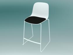 Chaise empilable SEELA (S320 sans rembourrage)