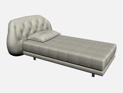 Bed baby FLY BABY LETTO CAPITONNE