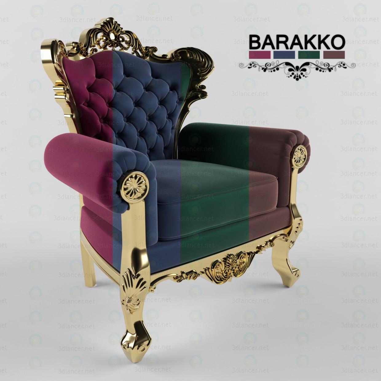 BARAKKO pagado modelo 3d por escuchar Mansurjon Mallaboev