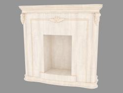 Fireplace frame BN8821