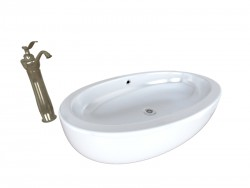 Wash basin and Bowl
