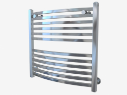 Arkus heated towel rail (600х600)