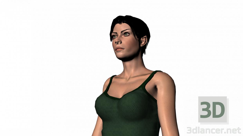 3d Elven safri model buy - render