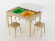 FLISAT table for children