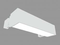 Wall lamp LINEAR FRAME SHORT (S5972N)