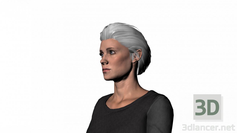 3d Emily_elven model buy - render