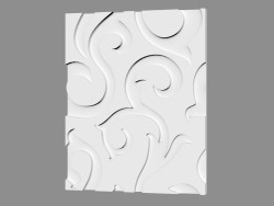Gypsum wall panel (art. 102)