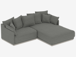 Modular sofa SOHO 2480mm (art. 801-812)