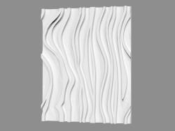 Panel de pared de yeso (artículo 105)