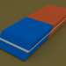 3d model Eraser - preview