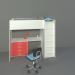 3 डी मॉडल IKEA STUVA FRITIDS - पूर्वावलोकन
