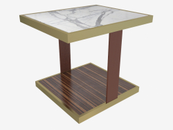 Coffee table LAYER (60х45хН50)