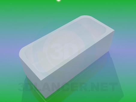 3d модель Ванная – превью
