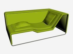 Sofa modular Island CH DX