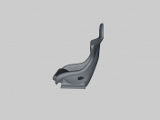 baquet Recaro Pole Position