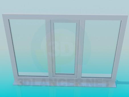 3d model Window - preview