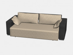 Venus sofa bed (with pillows, 247x130)