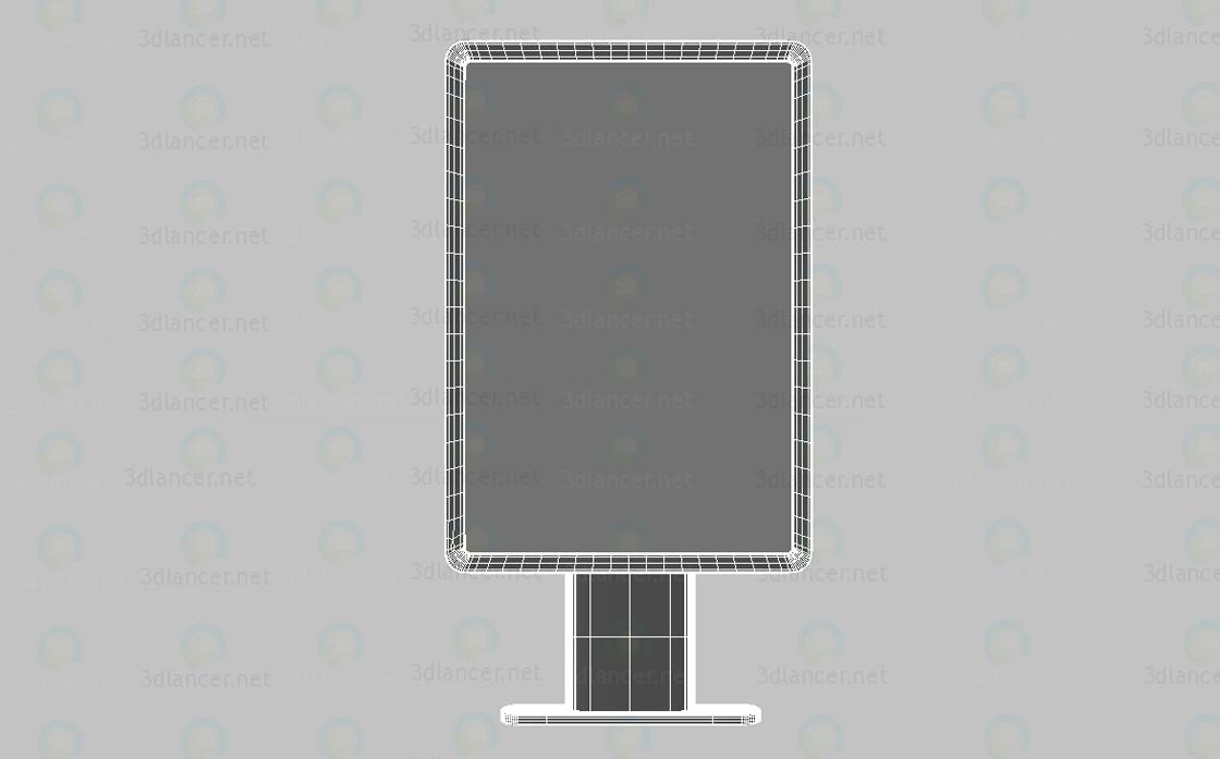 modelo 3D citylight - escuchar