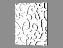 Panel de pared de yeso (artículo 109)