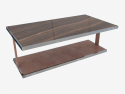 Coffee table LAYER (140х80хН35)