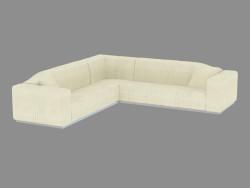 Sofa Modular Corner Cadillac