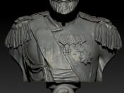 Bust of Nicholas 2