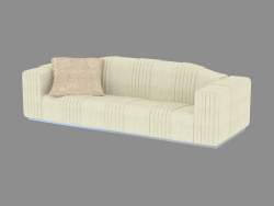 Sofa straight Cadillac (270)