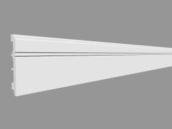 Plinth SX105 (200 x 10.8 x 1.3 cm)