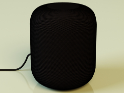 Intelligente Säule Apple HomePod Space Grey