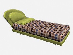Bed AIRON (single left)