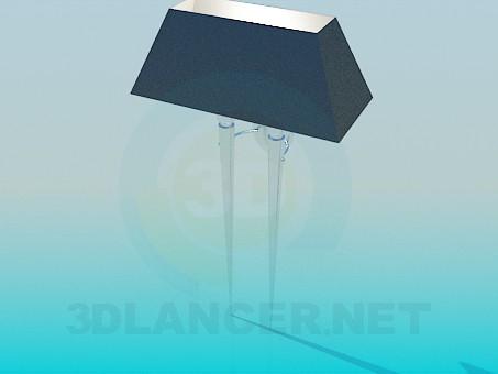 3d модель Светильник настенный – превью