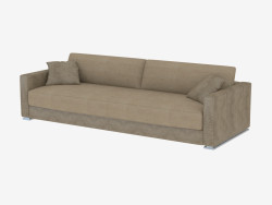 Sofa three-seater Cassandra (260)