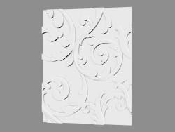 Panel de pared de yeso (art. 114)