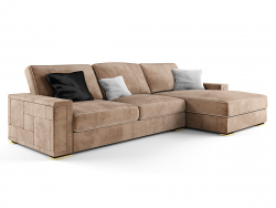Asnaghi Pixel Sofa (Italy)