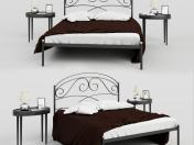 ліжко Hattori